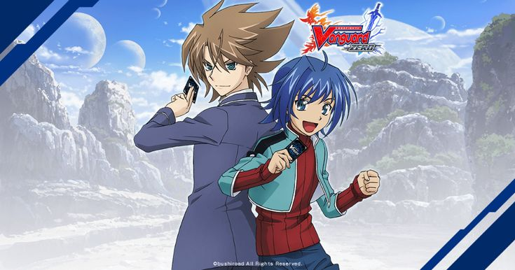 First cardfight vanguard mobile game official website