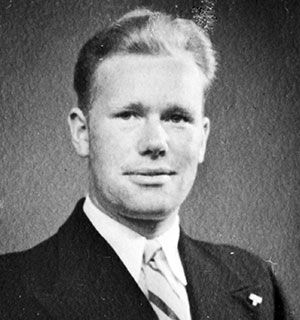 Einar Skinnarland (1918–2002)