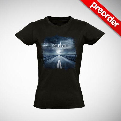 (PREORDER) Koszulka DAMSKA Verba Przerwana Linia Życia