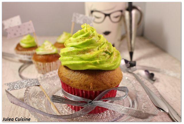 Julea Cuisine - Ma petite cuisine au quotidien: Cupcakes coco vanille et glaçage citron