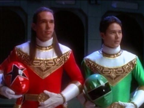 Power Rangers - Zeo Crystal Quest (Mighty Morphin Power Rangers and Powe...