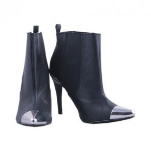 H&M Grey  Ankle Boots