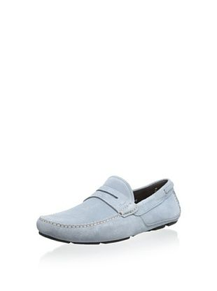 28% OFF Salvatore Ferragamo Men's Billy 2 Driver (Light Blue)