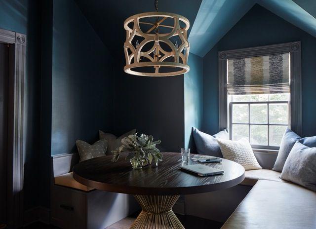 Vivid Jewel-Toned Rooms