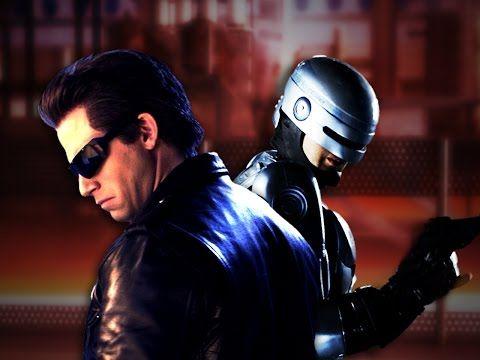 Terminator vs Robocop - Epic Rap Battles of History