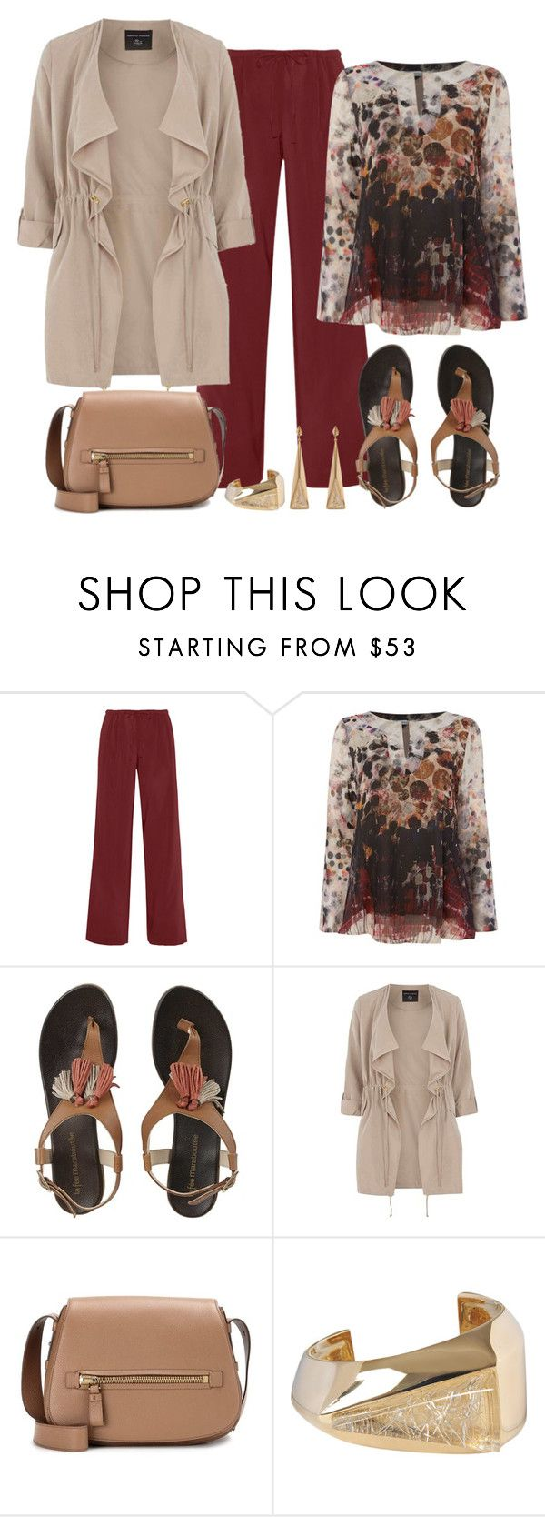"""La Fee Maraboutee Tunic Look"" by romaboots-1 ❤ liked on Polyvore featuring Theory, La Fée Maraboutée, Dorothy Perkins, Tom Ford and Chloé"
