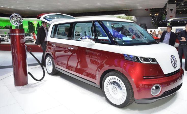 2020 VW Bulli New in 2020 | Volkswagen transporter ...