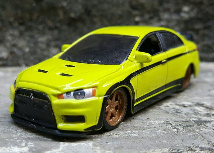 Lancer - Need for Speed - Maisto