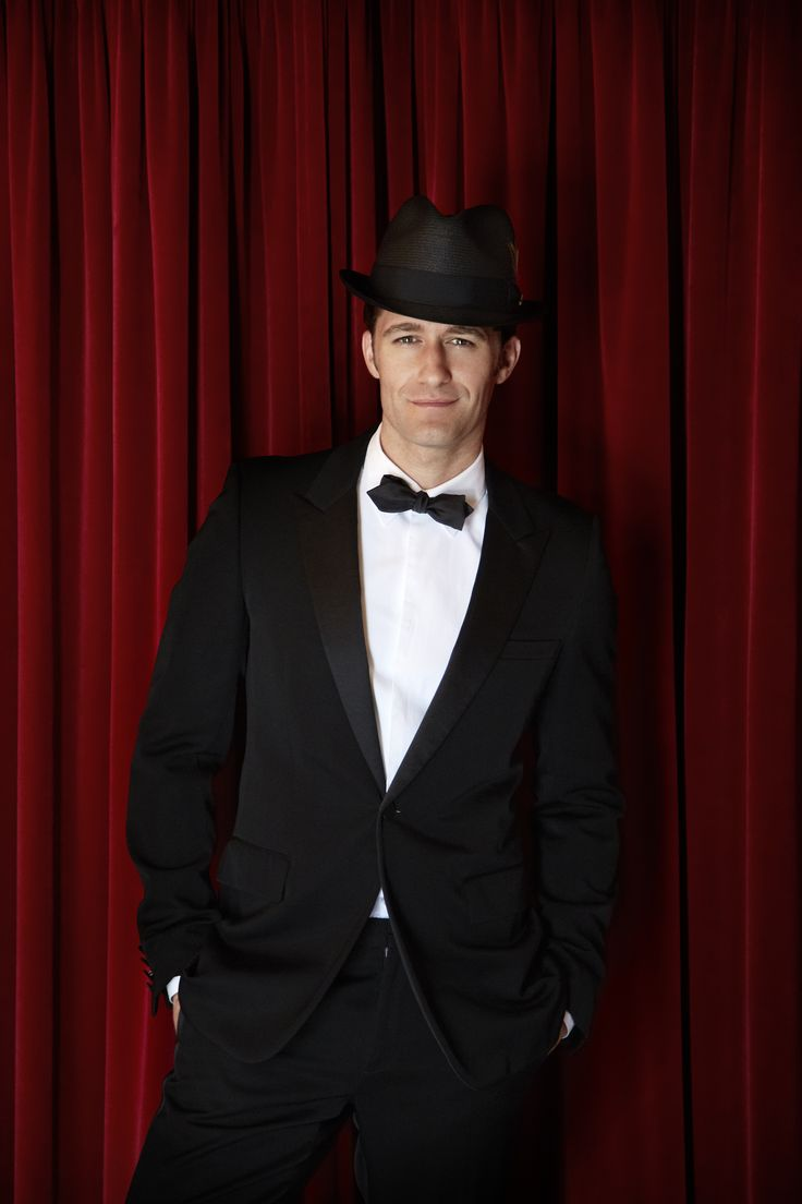Matthew Morrison interview New Album; not gay.