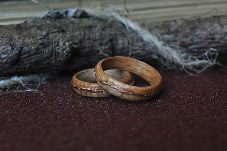 leben wood rings