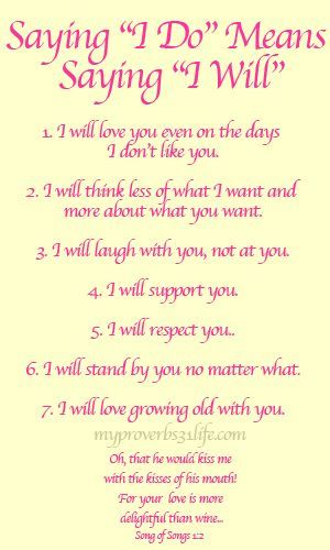Romantic Wedding ceremony Vows Examples For Her and For Him