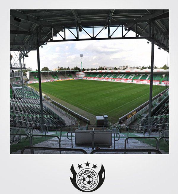Trolli Arena | Fürth | Club: SpVgg Greuter Fürth | Zuschauer: 18.200