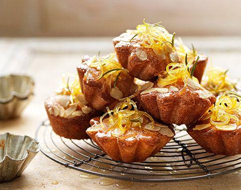 Lemon rosemary cakes Recipe Lemon Cake and Jamie oliver