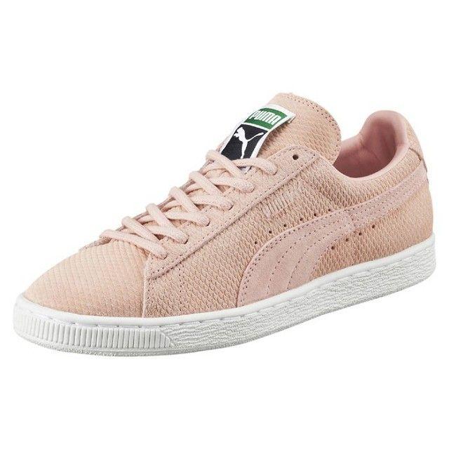 Puma Suede Class Winterized Lo Women's Sneakers