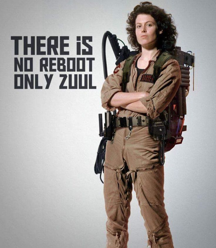 There is no reboot only Zuul. :) Ghostbusters