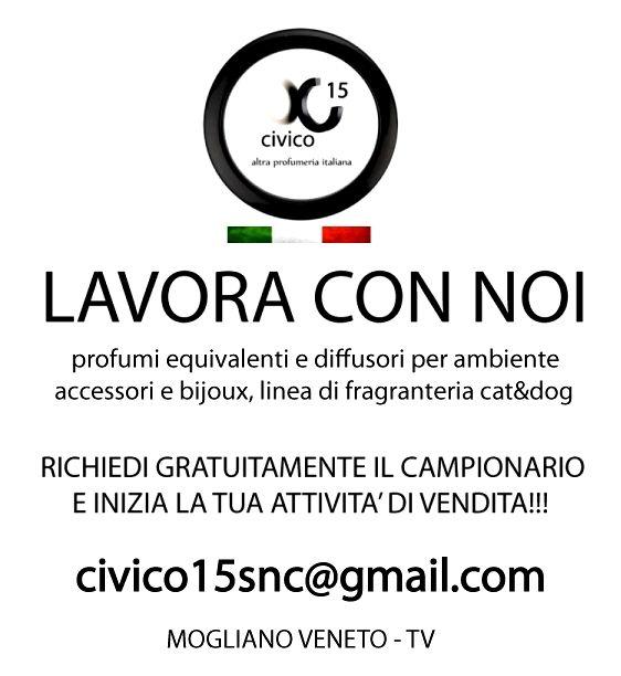 FUNNY JOB OPPORTUNITY!!! Treviso - Venezia - Padova Scrivici via mail...e inizia senza costi né obblighi d'acquisto!
