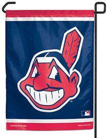 Cleveland Indians Garden Flag 11x15