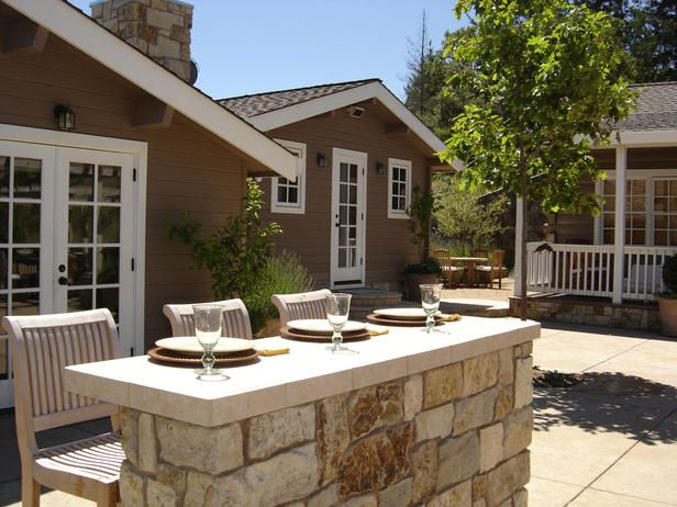 Outdoor Bar · Patio IdeasLandscaping ...