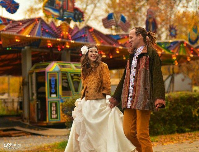 Красивая свадьба. Фотограф Сергей Бутко