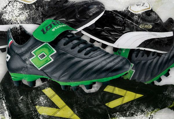 f809c1b0b3db Joey Barton's Best Boots: Lotto Stadio, Puma King & A childhood pair of  Mitre | leagues | Cool football boots, Football boots, Boots