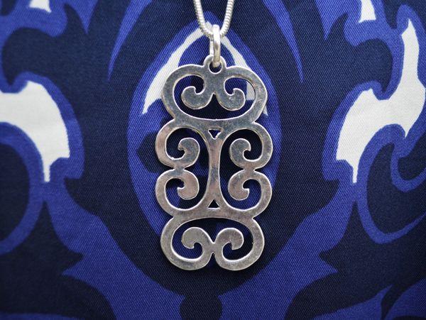 Silver Envy Necklace £22