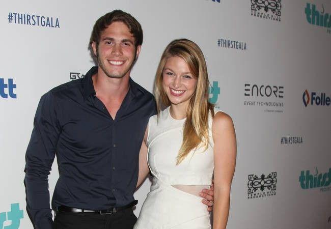 Melissa Benoist secretly married to Blake Jenner