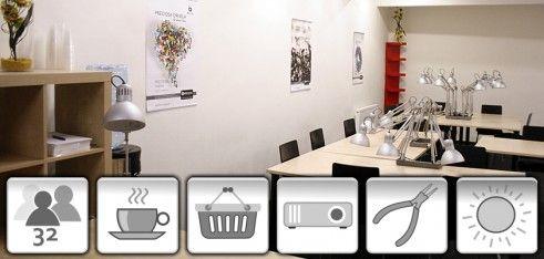 Naše učebna / Our lecture room