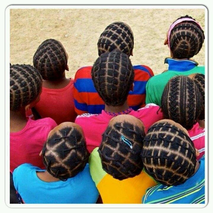 Natural Hair Styles, Hair