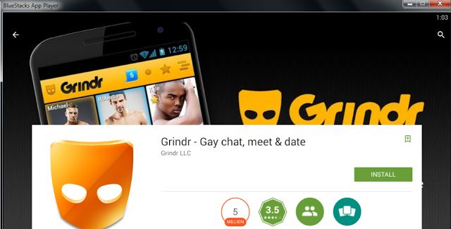 Can you download grindr to your computer