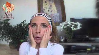 15 minútovka ženy so štýlom - Tvárová gymnastika - YouTube