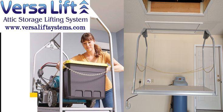 Versa rail model 60 attic ladder safety rail in 2020 ...