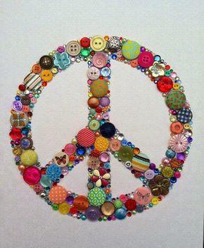 Manualidades para el día de la Paz - My sweet Ágatha