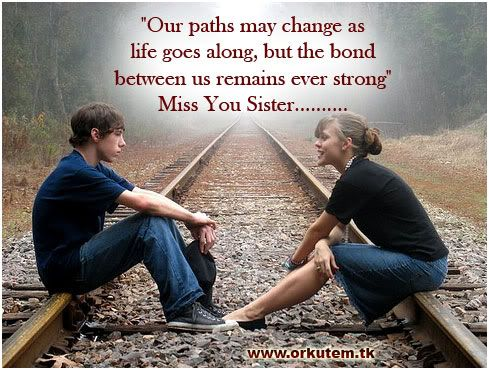 Sister And Brother Quotes 1