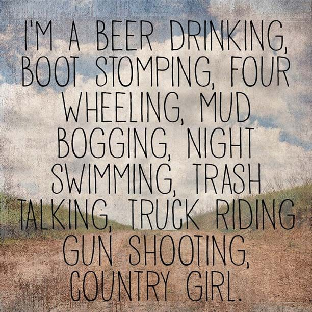 Quotes For A Country Girl: 17 Best Camo Quotes On Pinterest