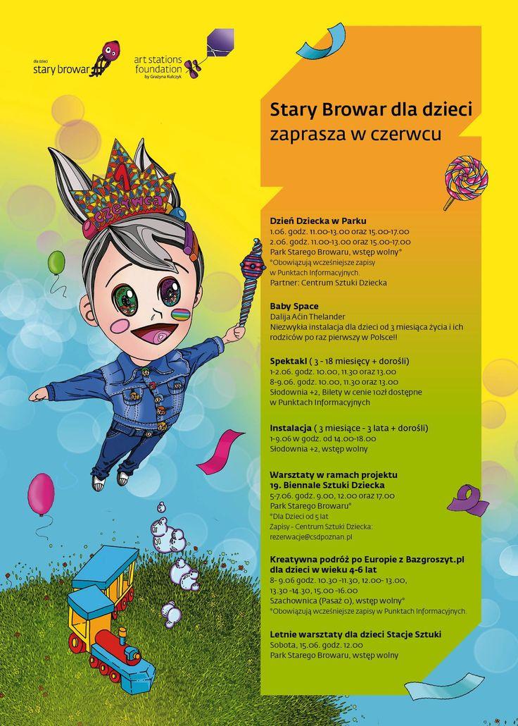 Stary Browar dla Dzieci: czerwiec 2013