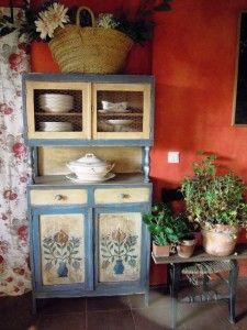 alacena vintage