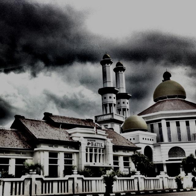 Museum Batik Indonesia