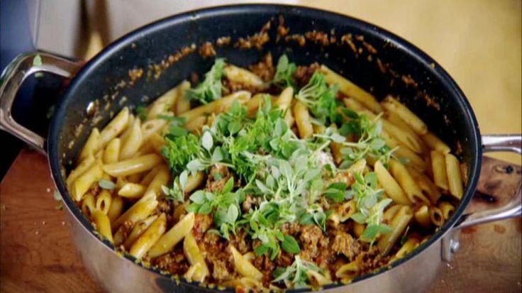 Niet alleen voor Jools, ook voor ons. Jools pasta | VTM Koken