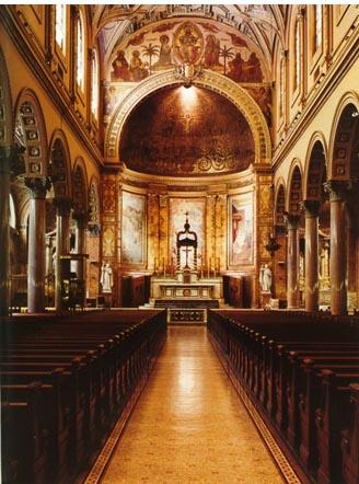 St. Ignatius Loyola, 980 Park Avenue at 84th St., NYC.