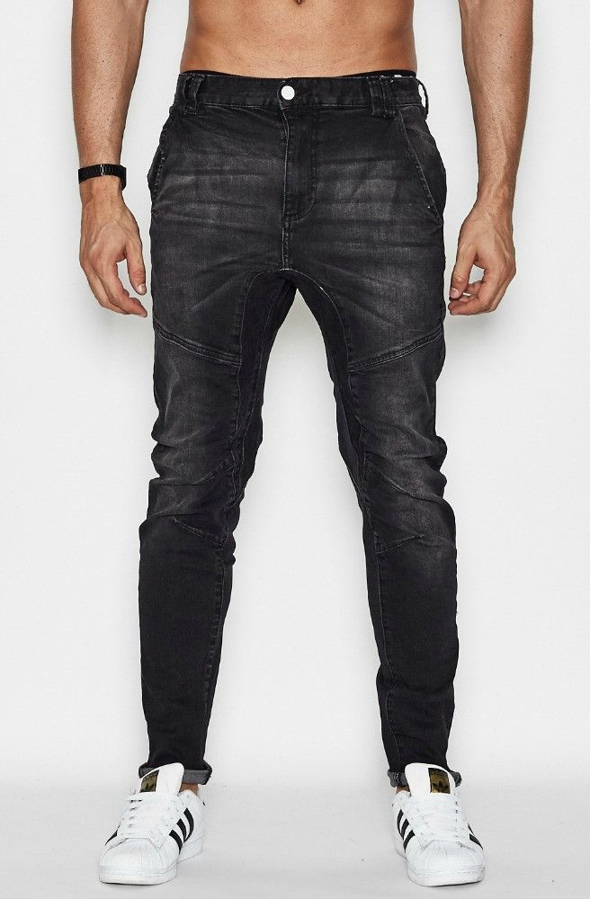 Nena & Pasadena - Avalanche Pants - Heavy Metal Black