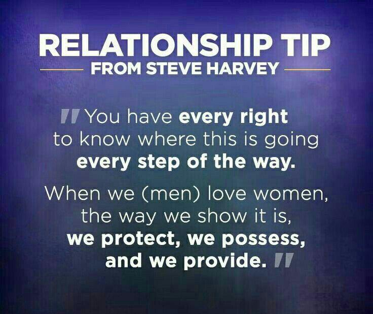 Steve Harvey Quote~♡