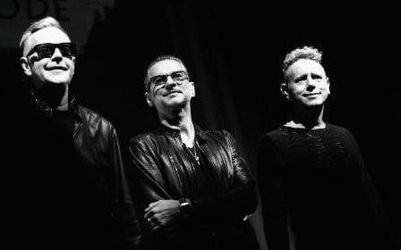 Depeche Mode in Milan, October 2016