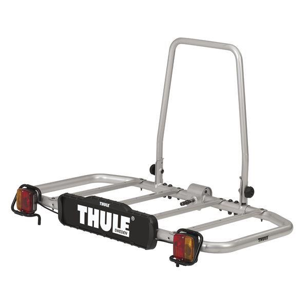 Plateforme sur attelage Thule Easybase pour 3 vélos 269,99€