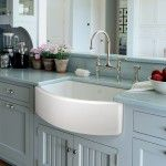 New ROHL Shaws Waterside Fireclay Sink Wins Best Kitchen Product Gold Award in Best of KBIS 2013 Awards » KBIS Digital Pressroom