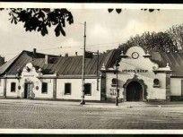 1930-as évek vége, Krisztina körút, a Vörös béka vendéglő, 1. kerület