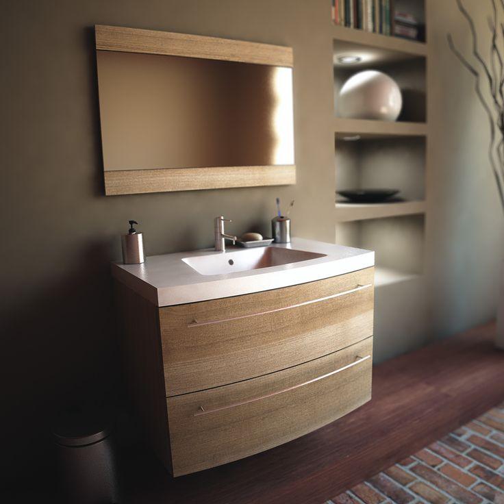 17 best images about meuble salle de bain on pinterest. Black Bedroom Furniture Sets. Home Design Ideas
