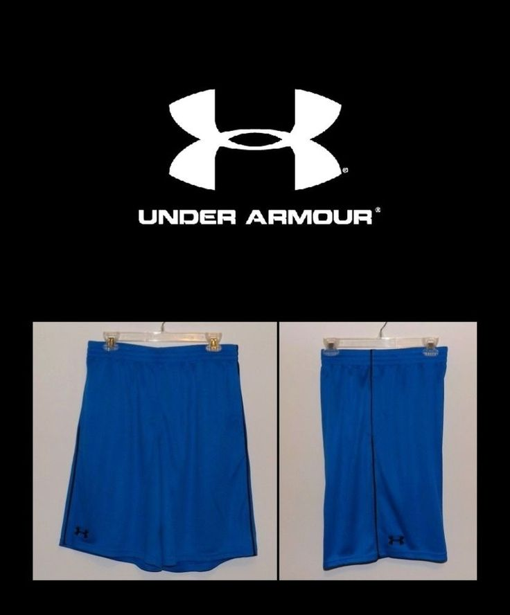 Under Armour Mesh Flex Pipe Men's Basketball Shorts Size Large 1248179 481 NWT #UnderArmour #Shorts