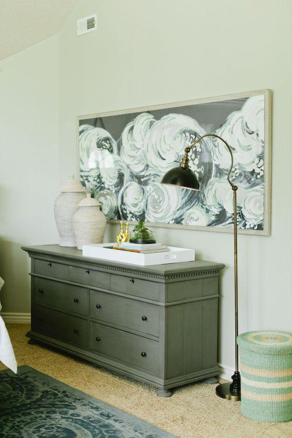 Soothing Blue U0026 Gray Master Bedroom I House Of Jade Interiors