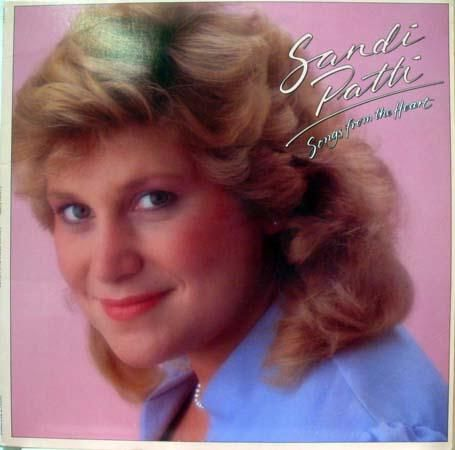 """More 80's inspirational pop from Sandi Patty.  Includes her Good Friday classic """"Via Dolorosa."""""""