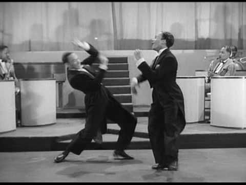 Jumpin Jive - Cab Calloway and the Nicholas Brothers...he was a genius...IN SPITE of  racist crap!